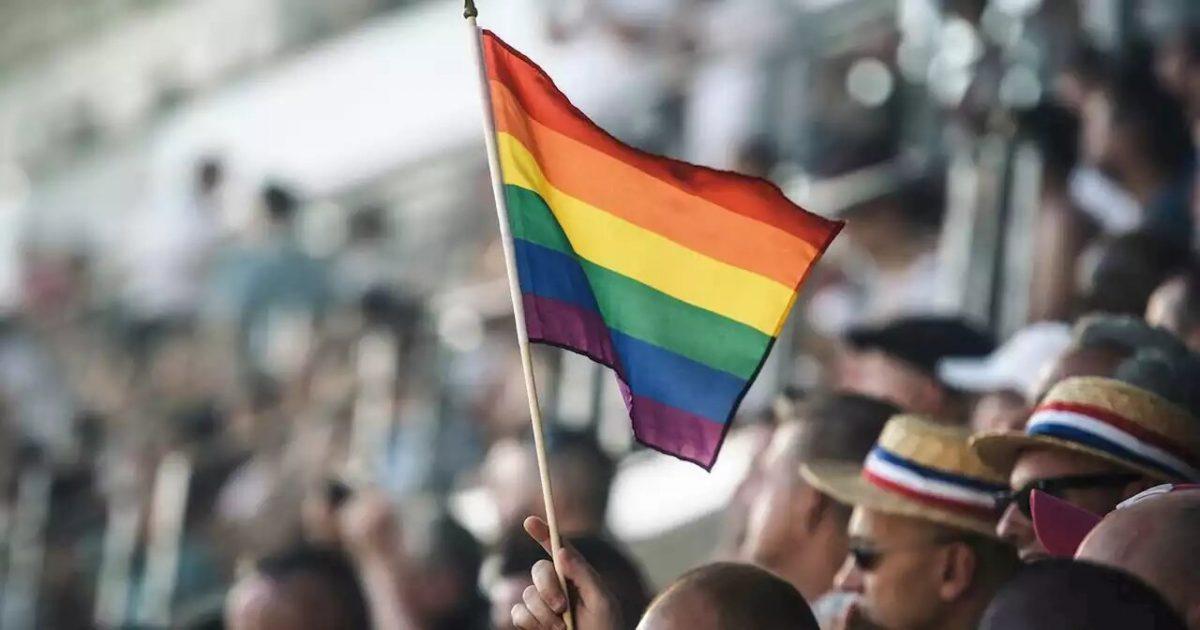 L'invisibilité des LGBT+ dans le sport français.
