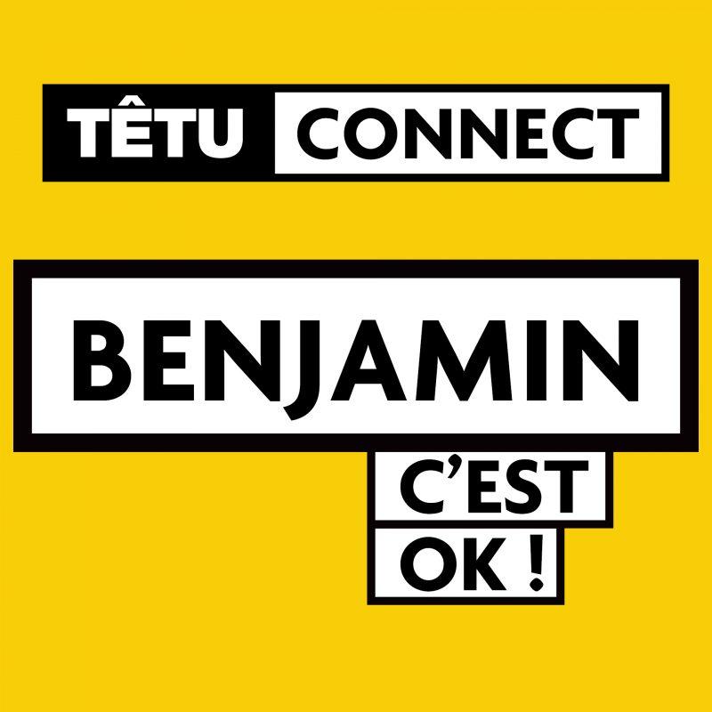 C'EST OK ! #4 BENJAMIN, DU COMING OUT AU RÔLE MODÈLE