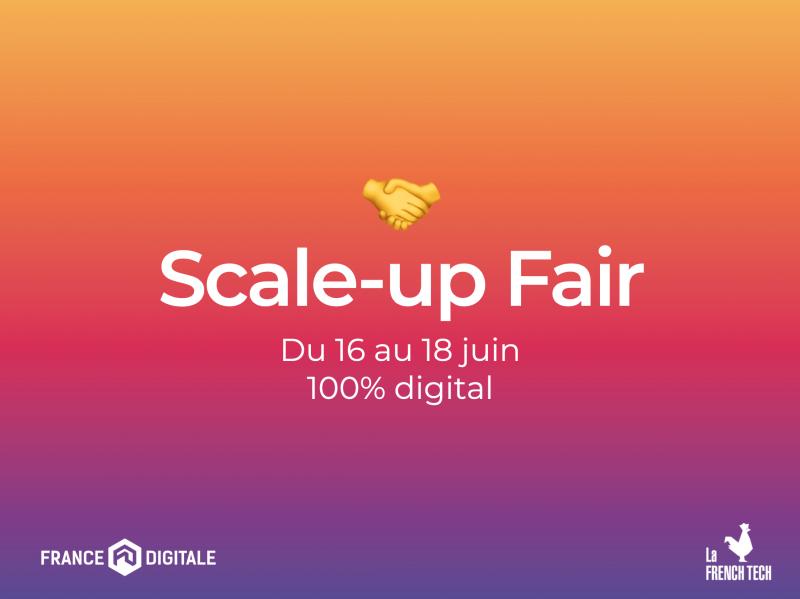 Scale-up Fair par France Digitale